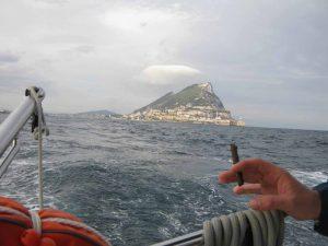 Пока Гибралтар