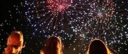"""(1сентября - 8/15 сентября)2012г.: Фестиваль фейерверков 2012 """"Recco Fire"""" на яхте"""
