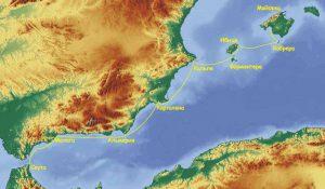 Испанское Средиземноморье