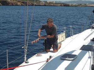Пришиваем тунца