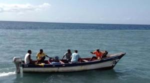 Рыбаки Сао Антан