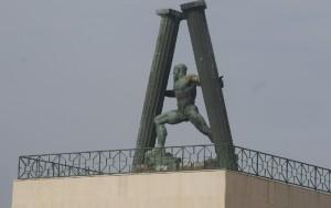 Геркулес на выходе из Сеуты