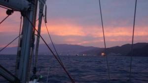 Ночная Мадейра