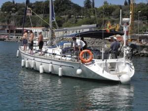 Яхта Cienfuegos, Тенерифе - Майорка