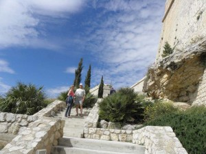 Крепость на Ибице