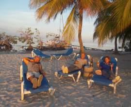 (5 ноября-17декабря) 2016г.:Тенерифе - Куба, через Атлантику со всеми остановками