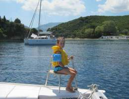 Детская флотилия  9-16 июня 2018, Турция