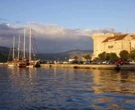 Особенности яхтинга по морям Хорватии