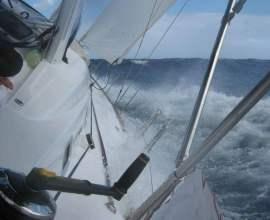 Путешествие на яхте и погодные условия
