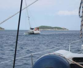 Преодоление напастей в море. Часть 1.