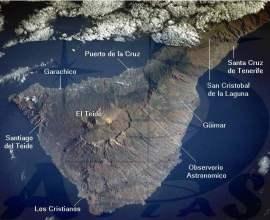 Остров Тенерифе - восхождение к вулкану Тейде