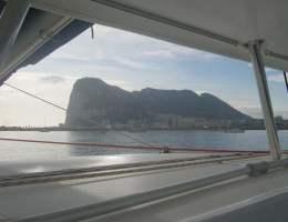 Хорватия - Кабо Верде. Часть 8. Гибралтарский пролив